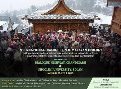 Logo Dialogue Chandigarh Himalaya (India)