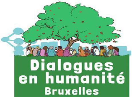 Logo Dialogue Bruxelles (Belgique)