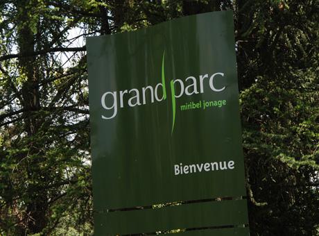 Logo Dialogue Grand parc de Miribel-Jonage (France)
