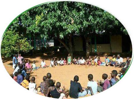 Logo Dialogue Togoville, Agbodrafo et Lomé (Togo)